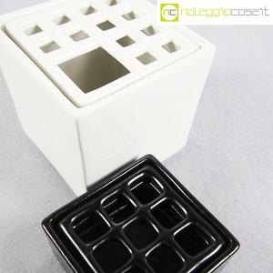 Scatole in ceramica nero-bianco (7)