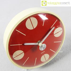 Krups, orologio da muro quadrante rosso (4)