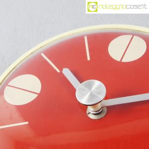 Krups, orologio da muro quadrante rosso (6)