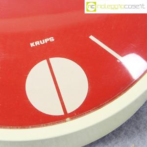 Krups, orologio da muro quadrante rosso (9)