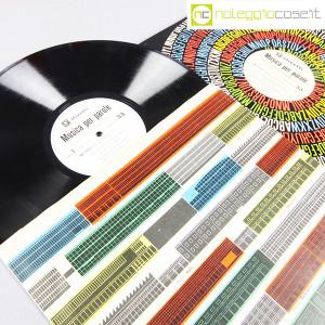 Olivetti, disco LP 33 giri Musica per parole, grafica Marcello Nizzoli (6)