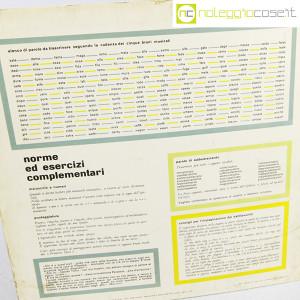 Olivetti, disco LP 33 giri Musica per parole, grafica Marcello Nizzoli (8)