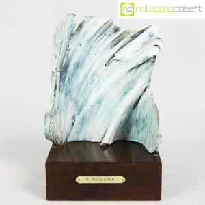 Rossicone Ceramiche, scultura Onda, Giuseppe Rossicone (1)