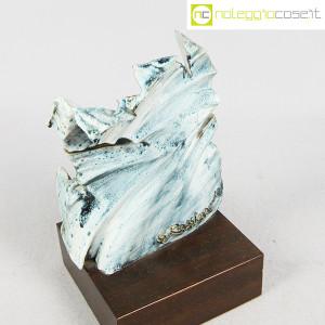 Rossicone Ceramiche, scultura Onda, Giuseppe Rossicone (4)
