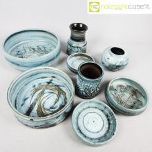 Rossicone Ceramiche set vasi ciotole