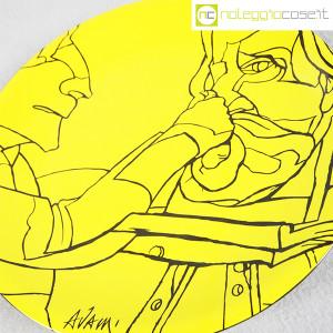 Valerio Adami, piatto Giuseppe Verdi (5)
