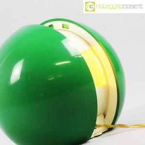 Arredoluce, lampada Gea verde, Gianni Colombo (6)