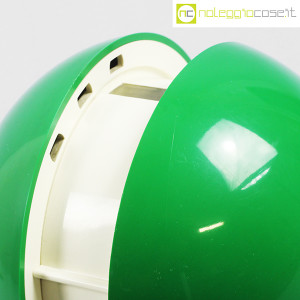 Arredoluce, lampada Gea verde, Gianni Colombo (8)
