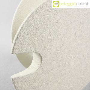 Ceramica astratta bianca (9)