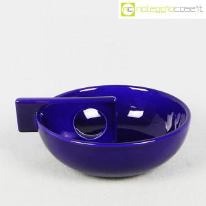 Il Picchio, ceramica portaoggetti blu (2)