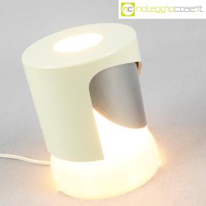 Kartell, lampada KD24, Joe Colombo (2)