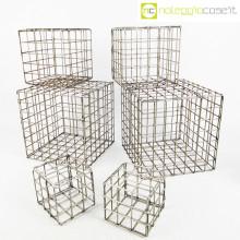 Strutture a reticolo geometriche metallo