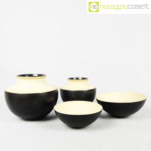 Ceramiche Bucci, coppia oggetti sferici, Franco Bucci (2)