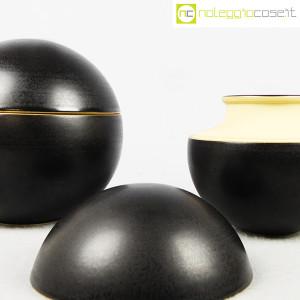 Ceramiche Bucci, coppia oggetti sferici, Franco Bucci (6)