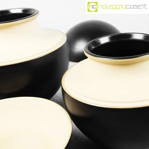Ceramiche Bucci, coppia oggetti sferici, Franco Bucci (7)