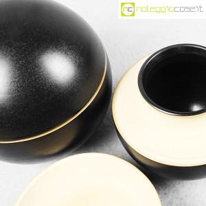 Ceramiche Bucci, coppia oggetti sferici, Franco Bucci (8)