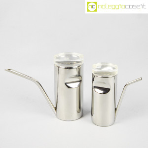 Zani & Zani, set olio e aceto, InStrumenta 15 e 21, Lino Sabattini (1)