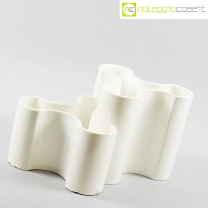 Ceramiche componibili trifoglio bianche (3)