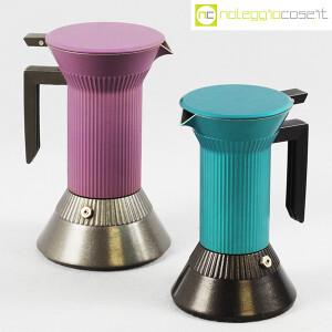 Serafino Zani, caffettiere Moka Mach 2 e Mach 4, Isao Hosoe (1)