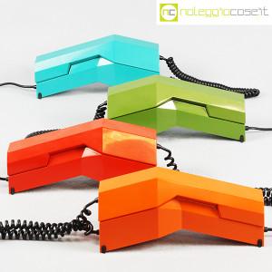 Auso Siemens, telefono Rialto rosso e arancione, Design Group Italia (9)