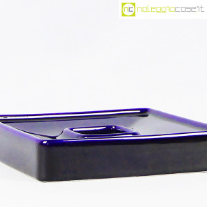 ceramiche-brambilla-posacenere-quadrato-blu-angelo-mangiarotti-4