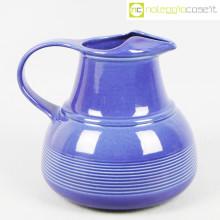 Ceramiche Bucci brocca blu
