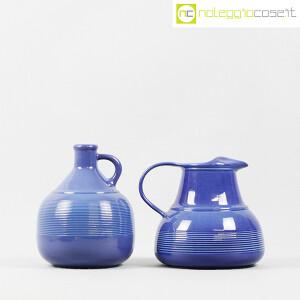 Ceramiche Bucci, brocche blu, Franco Bucci (2)