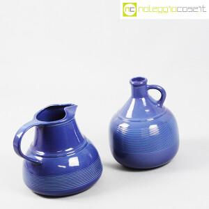 Ceramiche Bucci, brocche blu, Franco Bucci (3)