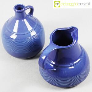 Ceramiche Bucci, brocche blu, Franco Bucci (4)