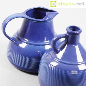 Ceramiche Bucci, brocche blu, Franco Bucci (6)