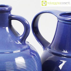 Ceramiche Bucci, brocche blu, Franco Bucci (8)