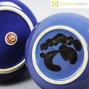 Ceramiche Bucci, brocche blu, Franco Bucci (9)