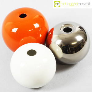 Gabbianelli, set sfere in ceramica piccole (4)