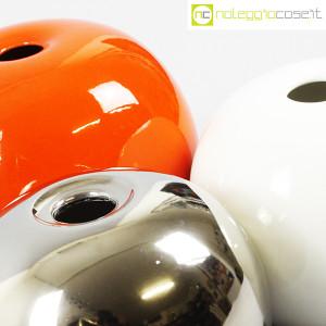 Gabbianelli, set sfere in ceramica piccole (7)