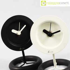 Lorenz, orologi serie NEOS bianco e nero, Wakita Robot Japan (5)