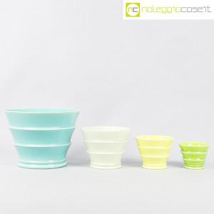 Ceramiche Laveno, portavasi in ceramica mod. Caprera, Guido Andlovitz (2)