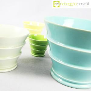 Ceramiche Laveno, portavasi in ceramica mod. Caprera, Guido Andlovitz (5)