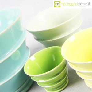 Ceramiche Laveno, portavasi in ceramica mod. Caprera, Guido Andlovitz (7)
