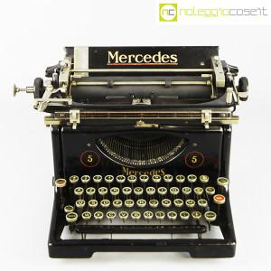Mercedes, macchina da scrivere Model 5 (2)