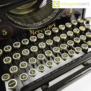 Mercedes, macchina da scrivere Model 5 (5)