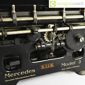 Mercedes, macchina da scrivere Model 5 (8)