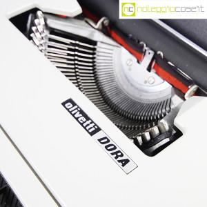 Olivetti, macchina da scrivere Dora, Ettore Sottsass (9)