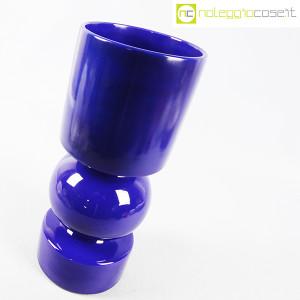 Vaso blu a cilindro sagomato (3)