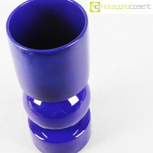 Vaso blu a cilindro sagomato (4)