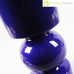 Vaso blu a cilindro sagomato (8)