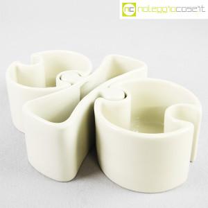 Ceramiche Brambilla, set ceramiche componibili, Angelo Mangiarotti (1)