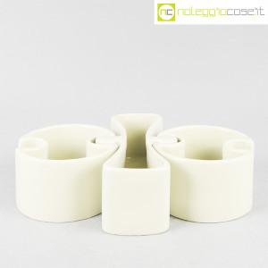 Ceramiche Brambilla, set ceramiche componibili, Angelo Mangiarotti (2)