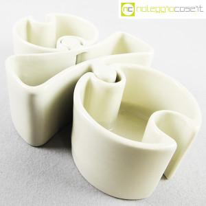 Ceramiche Brambilla, set ceramiche componibili, Angelo Mangiarotti (3)