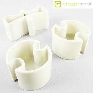 Ceramiche Brambilla, set ceramiche componibili, Angelo Mangiarotti (5)