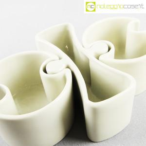 Ceramiche Brambilla, set ceramiche componibili, Angelo Mangiarotti (6)